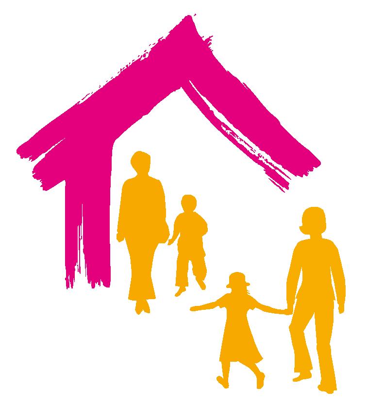Frauenhaus Gütersloh Logo Hintergrund